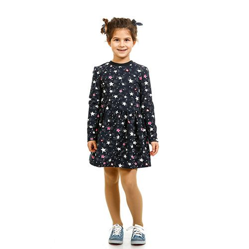 Платье Kids Couture со звездами 162-2058