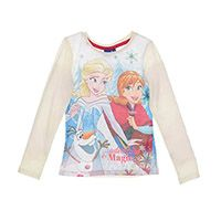 Кофта Disney FROZEN, белая