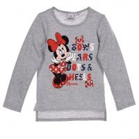 Кофта Disney Minnie Mouse, серая