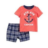 Костюм Carters для мальчика с морской тематикой 179-650 - в интернет  магазине Kindo. c339b8c5b3772