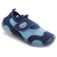 Аквашузы MARES AQUASHOES AQUA JUNIOR синего цвета