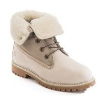 Ботинки Lumberjack ANKLE BOOT WITH FUR LINING, желтые
