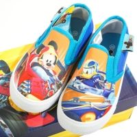 Слипоны Disney Mickey Roadster Racers