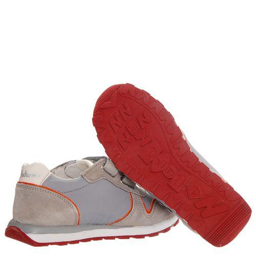 4f5a17fe ... Кроссовки для бега Naturino замшевые на липучках 286-4168 - купить по отличным  ценам в
