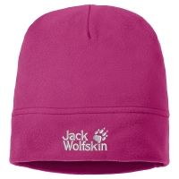 Шапка Jack Wolfskin REAL STUFF CAP, фуксия