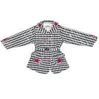 Дождевик «The English Roses Houndstooth» Kidorable