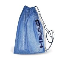 Сумка HEAD SWIMMING TRAINING MESH BAG, голубая