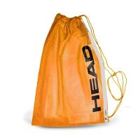 Сумка HEAD SWIMMING TRAINING MESH BAG, оранжевая