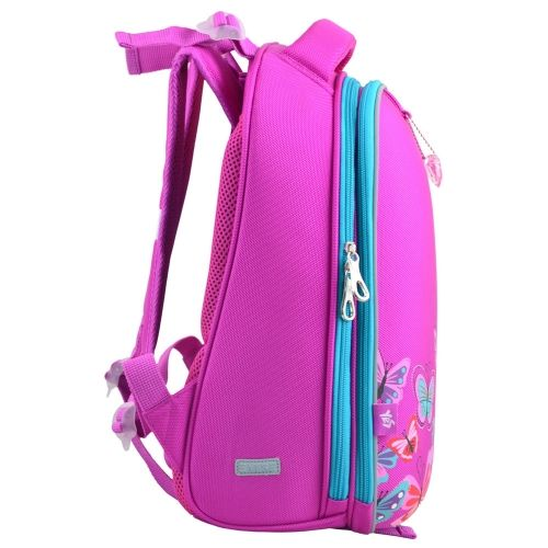 0afd01750be9 ... Школьный рюкзак YES Butterfly rose H-12-1 каркасный 363-1956 - купить.  KINDO.UA KINDO.
