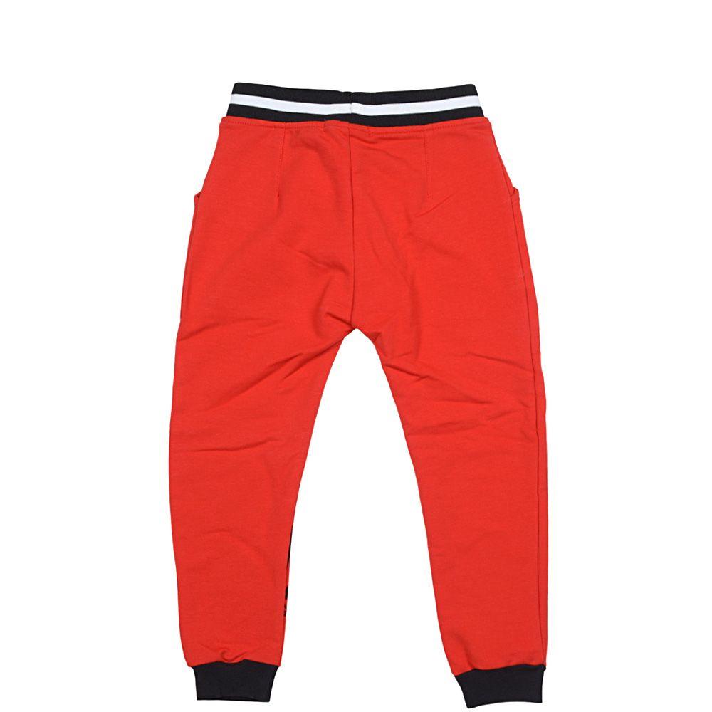 2c27c467 ... Спортивные штаны To be Too для девочки, красные 366-1968 - купить по  отличным