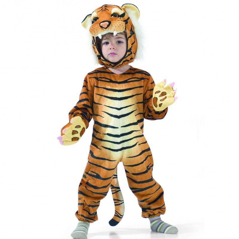 Карнавальный костюм «Тигр» 369-141 - купить по отличным ценам в Киеве и 1b2967610111f