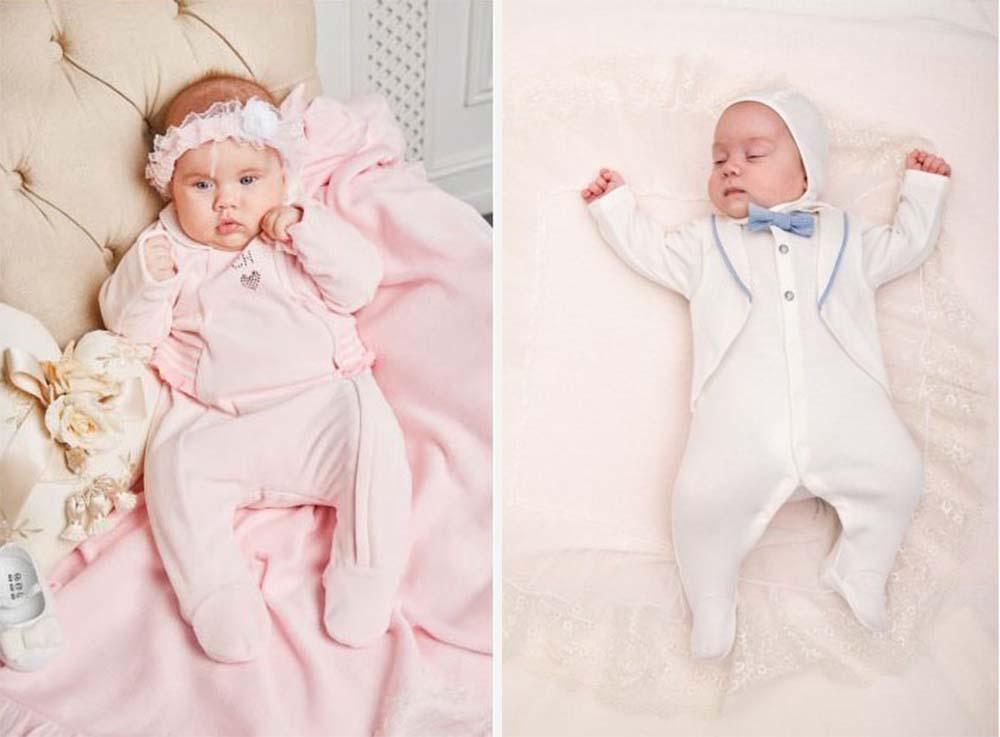 Собираем первый гардероб: какая одежда нужна новорожденному?