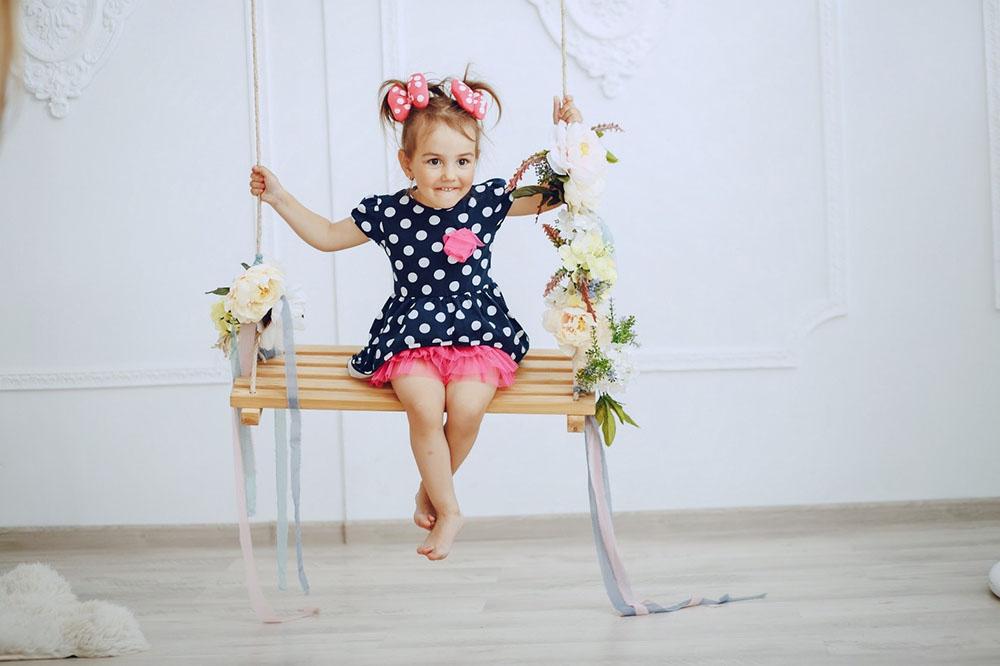 Базовый гардероб для маленькой девочки 5-7 лет