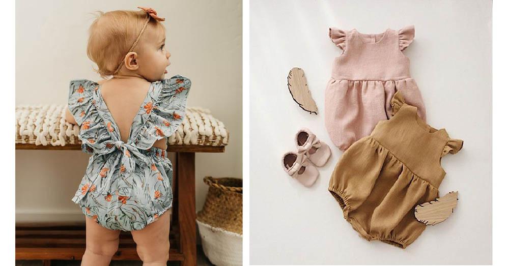 Правда ли, что ромпер самая удобная одежда для новорожденных?