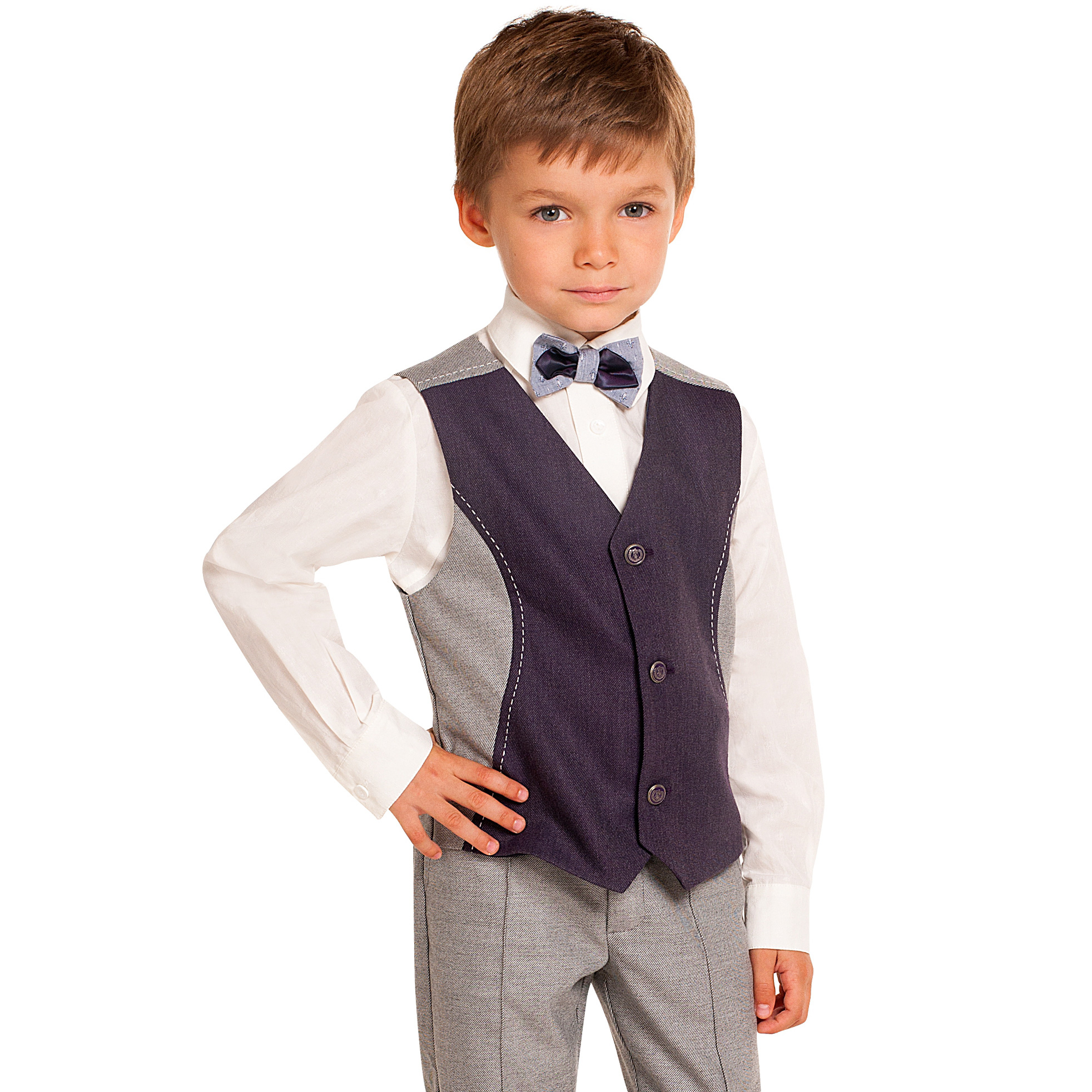 Модные жилетки для мальчиков