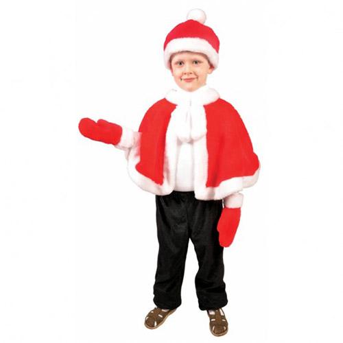 Карнавальный костюм новый год для мальчика